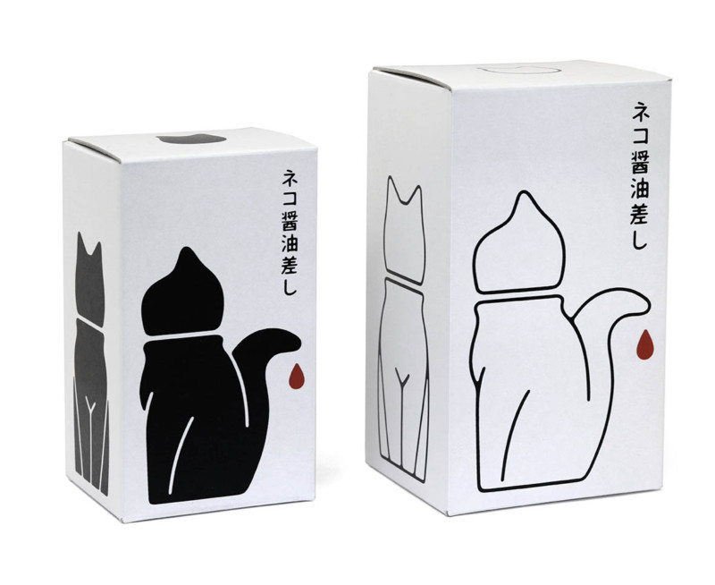 ネコ醤油差し_パッケージ