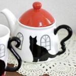 黒猫ティーポット(アイキャッチ)